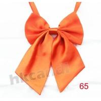 Orange-Buttlerfly-Bow-Tie